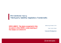 04. SDG – UK – TPL regulatory frameworks, by Steer Davies Gleave