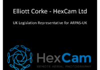 17. HexCam – UK – UK Legislation Representative for ARPAS-UK, Elliott Corke