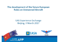 1.a_EASA_Development of future EU rules on UA_English