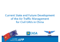 8.a_CAAC_Status & Development of ATM for Civil UAS in China_English