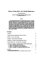 Rotary_Wing_Micro_Air_Vehicle_Endurance