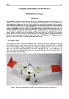 16. Werner Mayr – Unmanned Aerial Systems : for the Rest of Us
