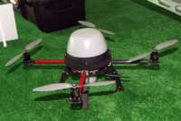 Avaana – India – Quadcopter micro UAV System